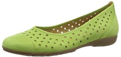 Gabor Shoes Gabor 84.169.11 Damen Ballerinas, Grün (giungle), EU 35.5 (UK 3) (US 5.5)