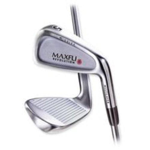 Maxfli Revolution Midsize Single Iron 4 Iron True Temper Dynamic Gold R300 Steel Regular Right Handed 38.5 in (Maxfli Irons compare prices)