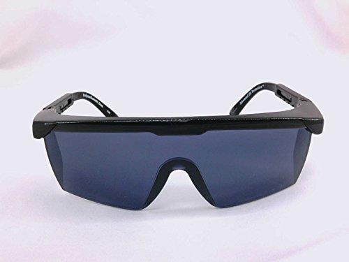 Vintage Sport Wrap Around Black Mens Sunglasses