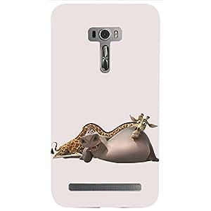 Asus Zenfone Selfie Fun Doodles Printed back cover