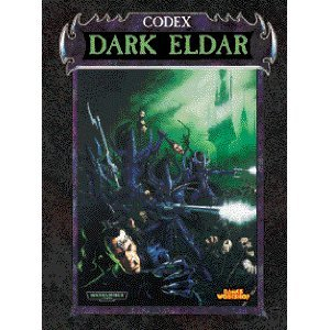 Games Workshop Dark Eldar Codex - 1