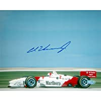 Steiner Sports Al Unser Jr Grand Prix Autographed 8-by-10-Inch Photograph