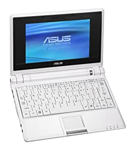 "Asus Eee 4G 7"" PC Mobile Internet Device (512 MB RAM, 4 GB Hard Drive, Webcam, Linux Preloaded) Pearl White"
