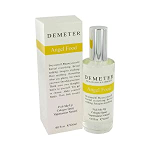 DEMETER by Demeter Unisexs ANGEL FOOD COLOGNE SPRAY 4 OZ