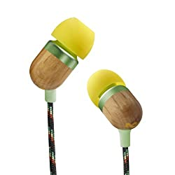 House of Marley EM-JE000-CU Smile Jamaica In-Ear Headphone (Curry)