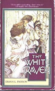 The White Raven by Diana L. Paxson