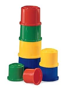 Mattel 75601-0 Fisher-Price - Cubos de construcción, moldes para arena con diseño de animales (a partir de 18 meses) por Fisher-Price en BebeHogar.com