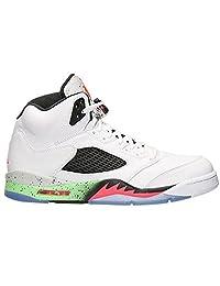 "Men's Air Jordan 5 Retro ""Green Poison"" Brand New In Box 136027-115"