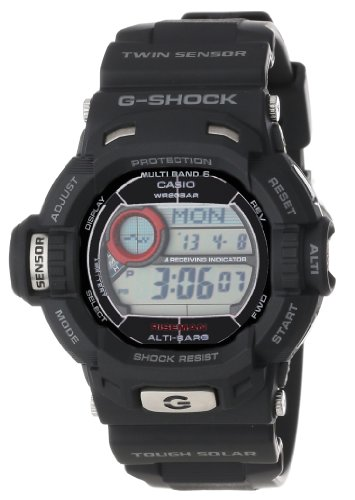 Casio Men's GW9200-1 G-Shock Riseman Alti-Therm