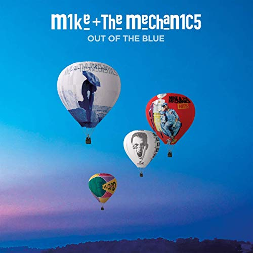 CD : Mike + the Mechanics - Out Of The Blue (CD)