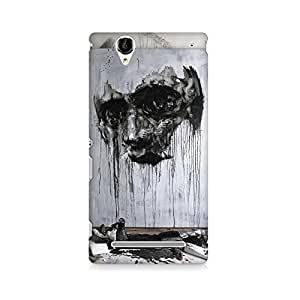 Mobicture Graphic Premium Printed Case For Sony Xperia T2