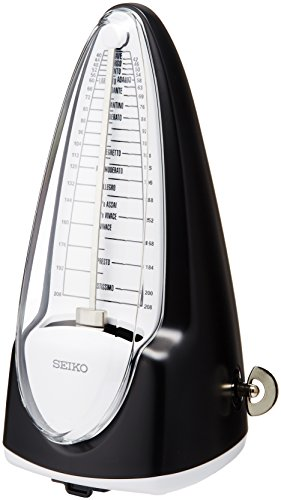 Seiko SPM320 Traditional Keywound Metronome