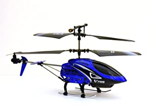 Viefly V789 3 Channel Remote Control Helicopter with Gyro (Color May Vary) from EDeVillas