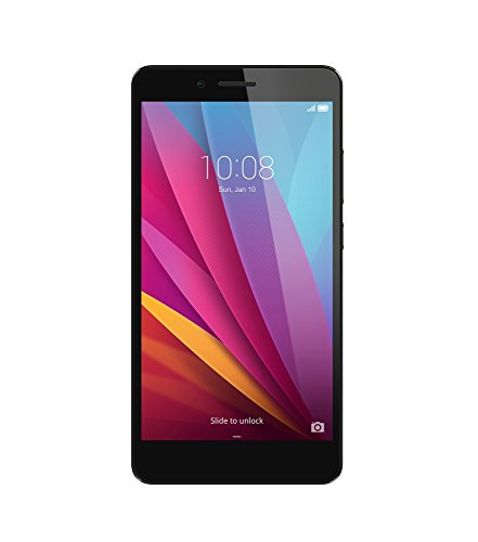 Honor 5X Metal Body Unlocked Smartphone - Grey 16GB (U.S. Warranty)