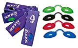 UV Schutzbrille Farbe: blau - Solariumbrille,...