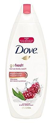 Dove go fresh Body Wash, Revive, 22 oz (2 pack)
