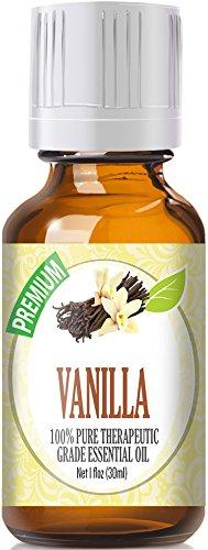 Vanilla (30ml) 100% Pure, Best Therapeutic Grade Essential Oil - 30ml / 1 (oz) Ounces