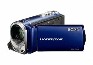 Sony DCR-SX44 Flash memory Handycam Camcorder (Blue)