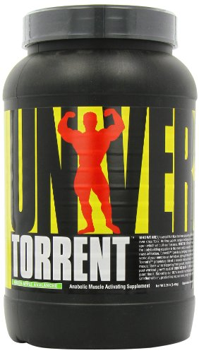 Universal Nutrition  Torrent, Green Apple Avalanche, 3.28-Pounds