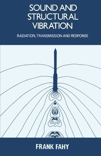 Sound and Structural Vibration: Radiation, Transmission and Response New edition by Fahy, Frank J. (1987) Paperback
