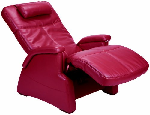 PC-085 Perfect Chair Zero Gravity Recliner Color: Red