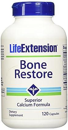 buy Life Extension Bone Restore, 120 Capsules
