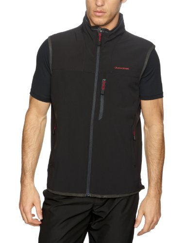 Craghoppers Men's Lleve Softshell Gilet