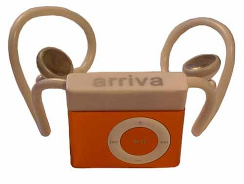 Arriva Ipod Shuffle (2Nd Generation) Headphones With Ipod-Type Earbuds, Wireless, Cordless Headphones For Ipod Shuffle