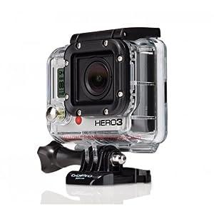 GoPro Kamera & Zubehör Hero3 Black Edition Moto Cover, schwarz, 3660-017