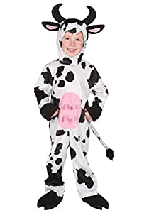 Little Boys' Toddler Cow Costume