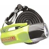 ペリカンL1 LED コンパクトライト 防水 イエロー