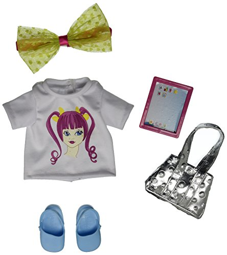 Madame Alexander Fun and Funky Accessory Pack, Favorite Friends Collection - 1