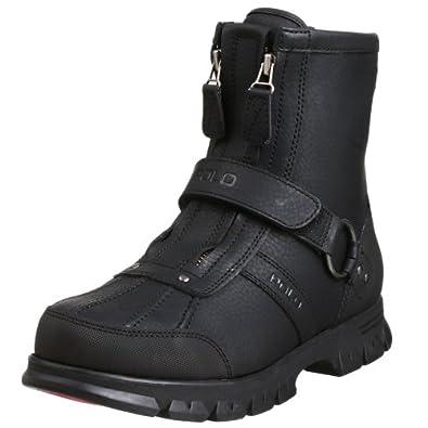 Amazon.com: Polo Ralph Lauren Men's Conquest 2 Hi Boot,Tan