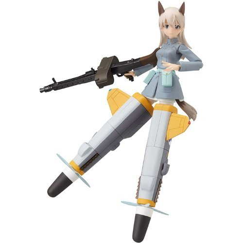 Max Factory Strike Witches: Eila Ilmatar Juutilainen Figma Action Figure by Max Factory