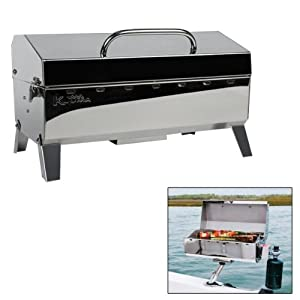 Kuuma Stow and Go 160 Propane Grill by Kuuma