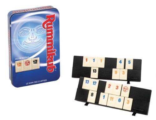 Hasbro - Jeu de Voyage - Rummikub Voyage