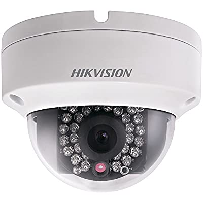 Hikvision DS-2CD3132 2.8mm Lens 3MP Mini Dome Camera 1080P POE IP CCTV Camera