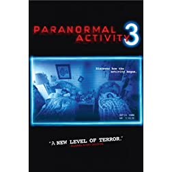 Paranormal Activity 3 Extended Version
