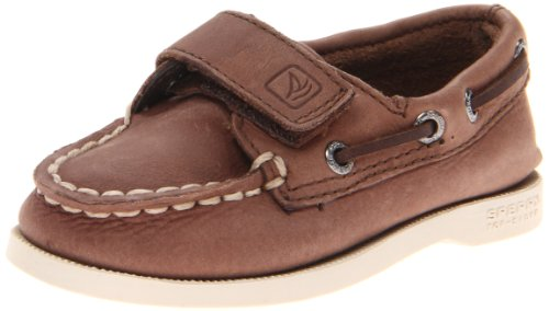Sperry Top-Sider A/O H&L Boat Shoe (Toddler/Little Kid),Brown,Brown,7.5 M US Toddler