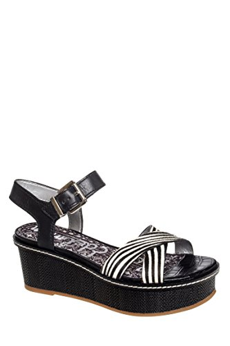Tina Platform Wedge Sandal
