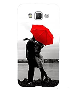 Kissing Couple 3D Hard Polycarbonate Designer Back Case Cover for Samsung Galaxy Grand Max