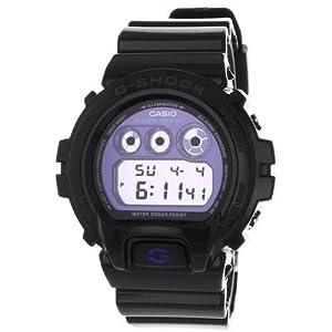 G-shock Men's Crystal Watch Color: Black