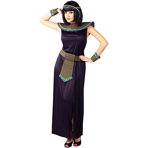Midnight Cleopatra Adult Costume - One Size