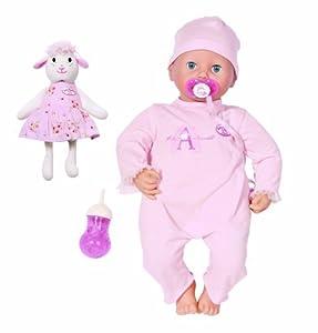 Zapf Creation Baby Annabell Doll Version 5 Amazon Co Uk