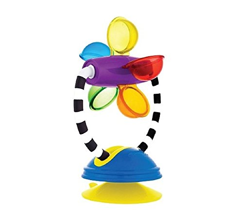 Sassy Spin & Spill Bath Toy 1 ea