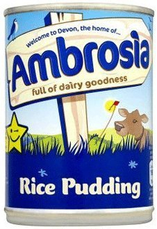 AMBROSIA RICE CREAMED, 14.1 OZ (Creamed Rice compare prices)
