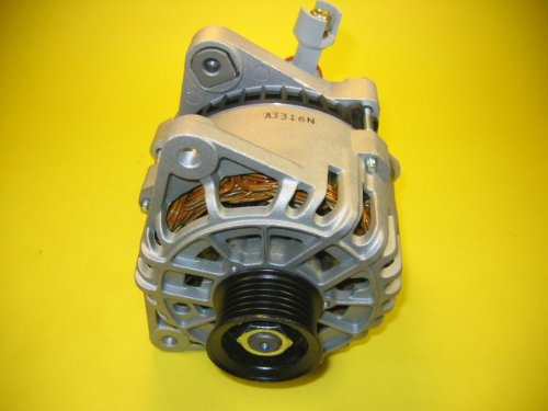 New Alternator High Output 200 Amp 2 0l Ford Focus 2000 01