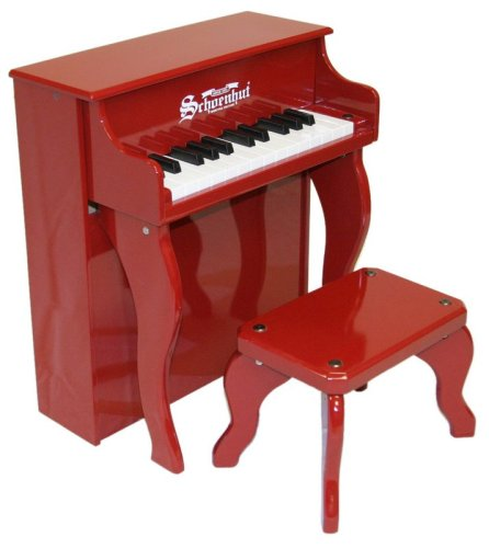 Schoenhut 25-Key Elite Spinet with Bench