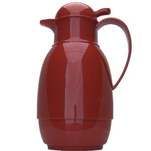 Alfi Sophie Thermal Carafe, Red, 8-Cup