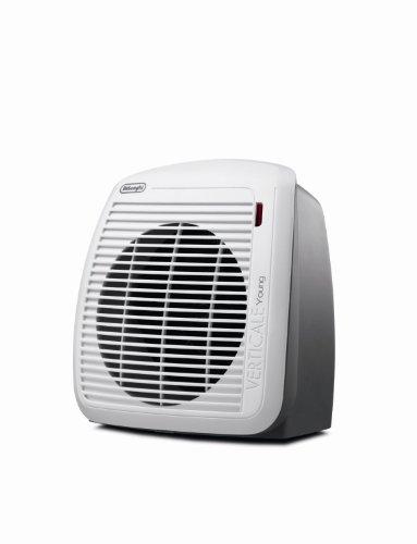 OVERSEAS USE ONLY Delonghi HYV1030 Verticale Fan Heater 2000W 220V (ACUCRAFT® ACUPWR USA Plug Kit - Lifetime Warranty)